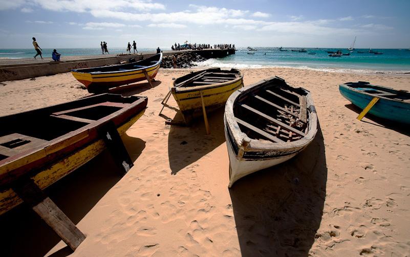 Остров Сал, Кабо-Верде