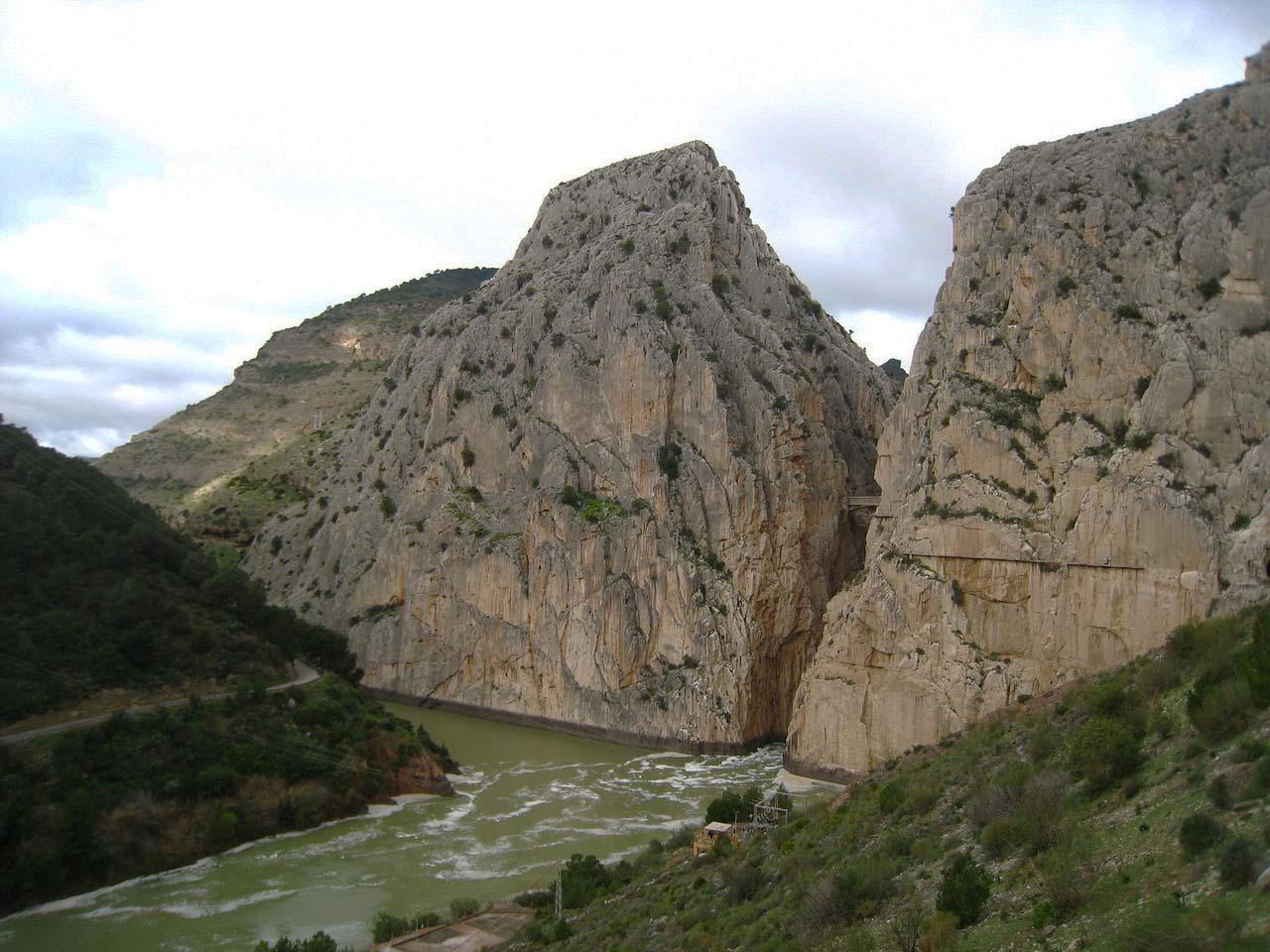 Королевская тропа в Испания, Андалузия