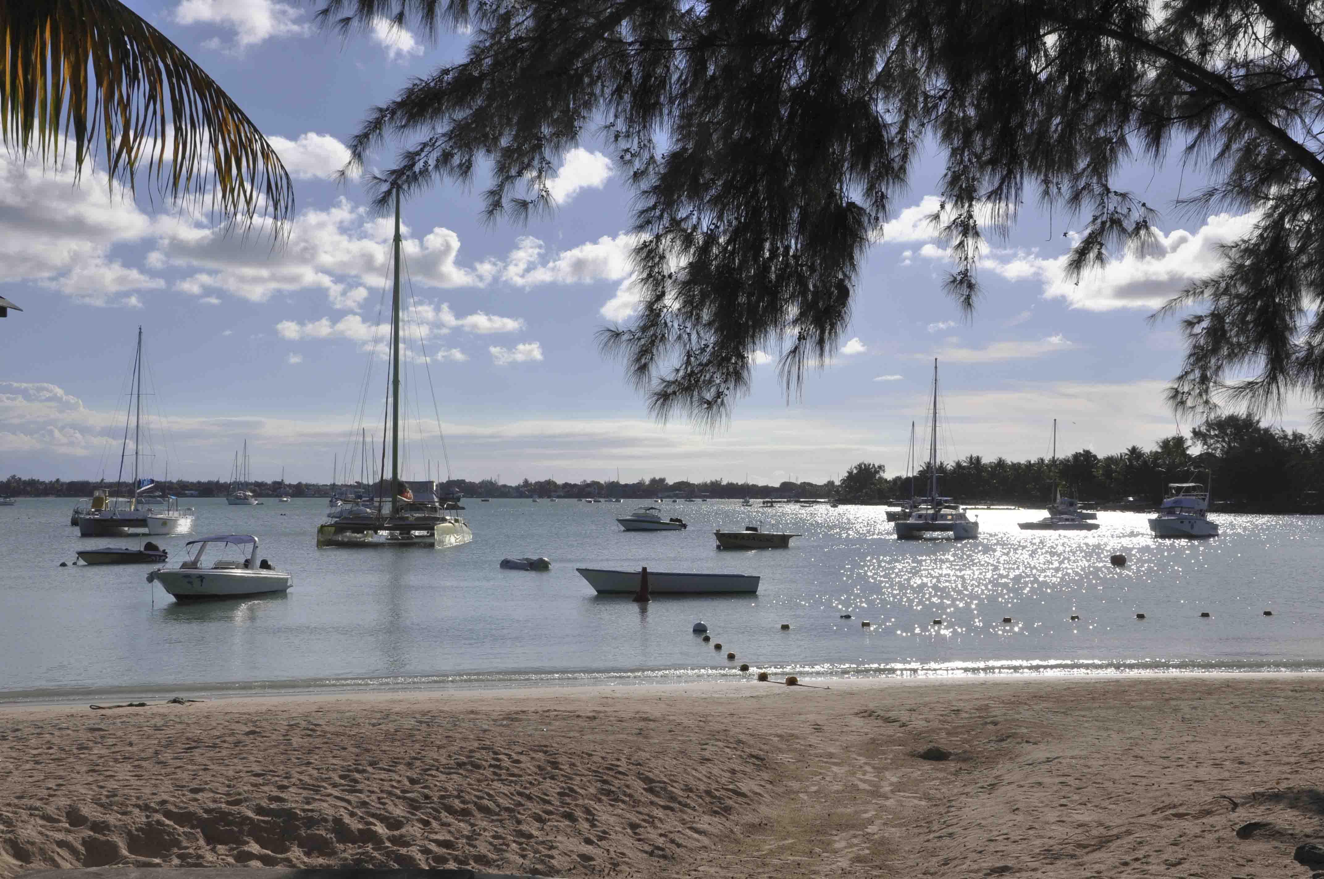 Гран-Бэ, поездка в отпуск на Маврикий