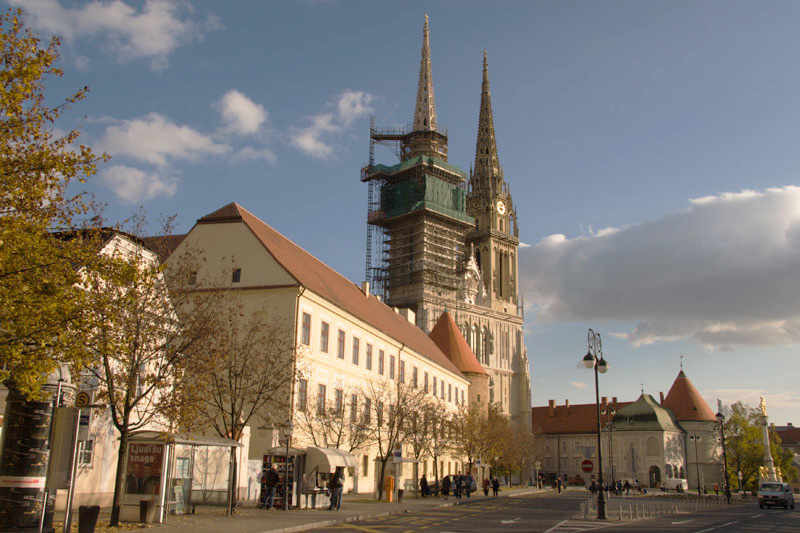 Уикенд в Загребе