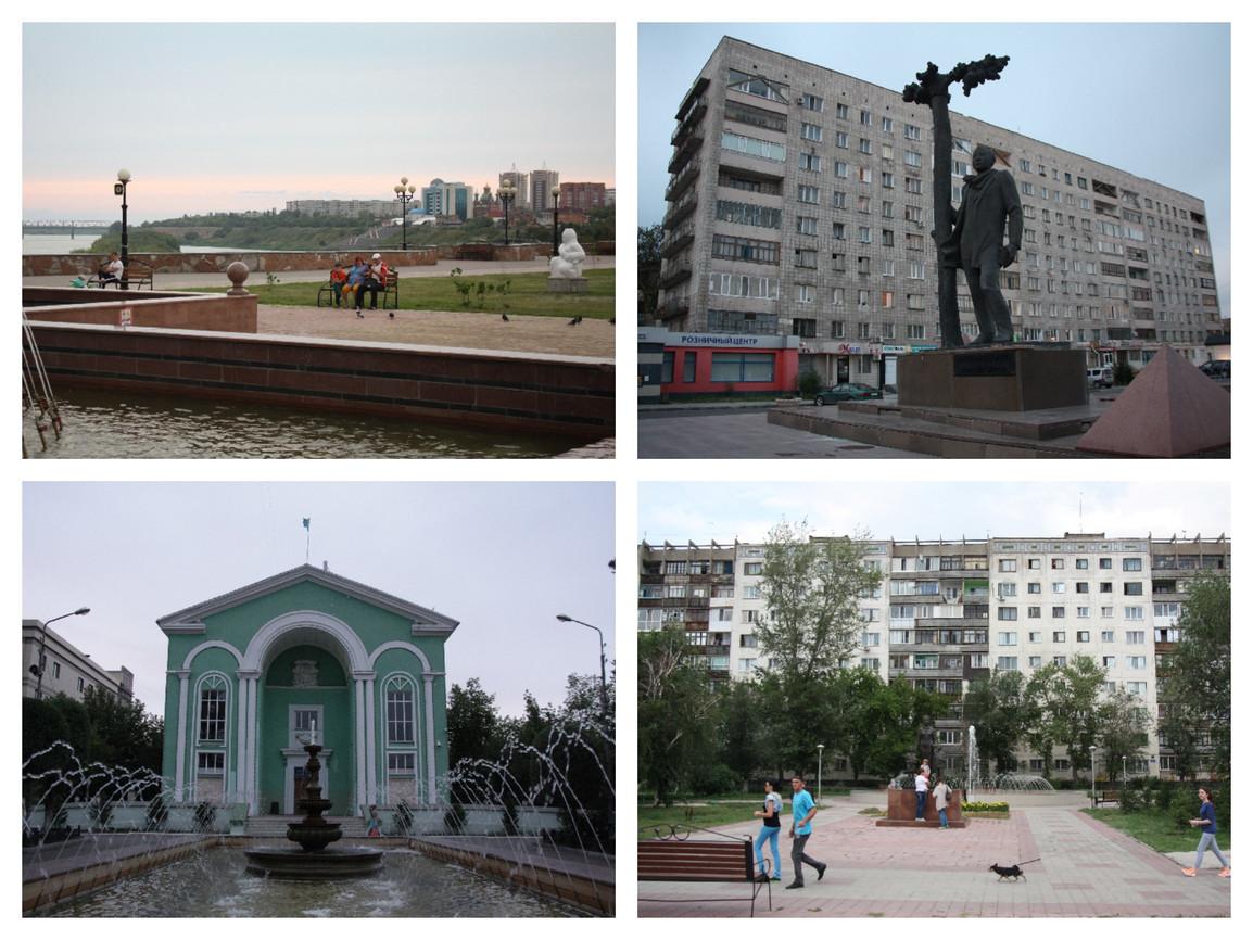 Достопримечательности Павлодар