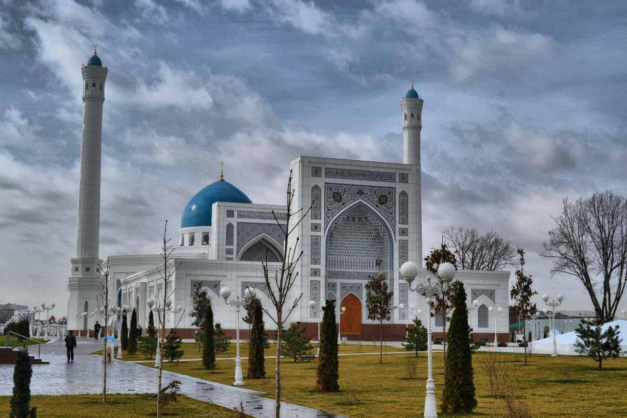 День третий. Из Казахстана в Узбекистан на машине.