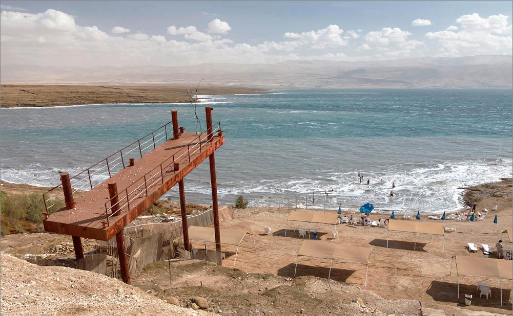 Два дня на Мертвом море