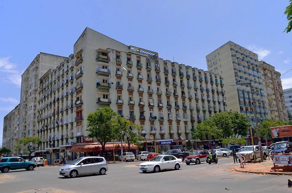 Поездка в Мапуту, столицу Мозамбика
