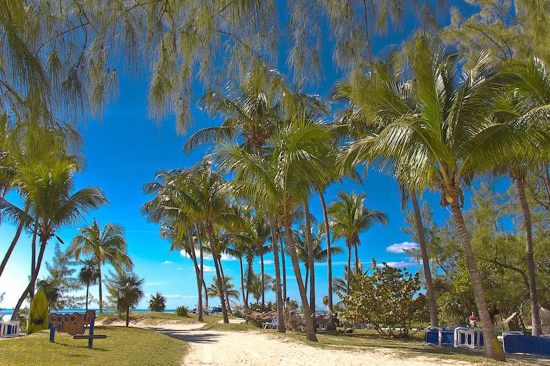 Нассау, столица Багамских островов