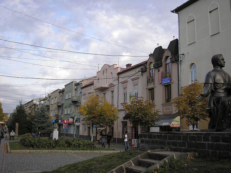 Полдня в Мукачево