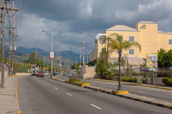 Кингстон, столица Ямайки