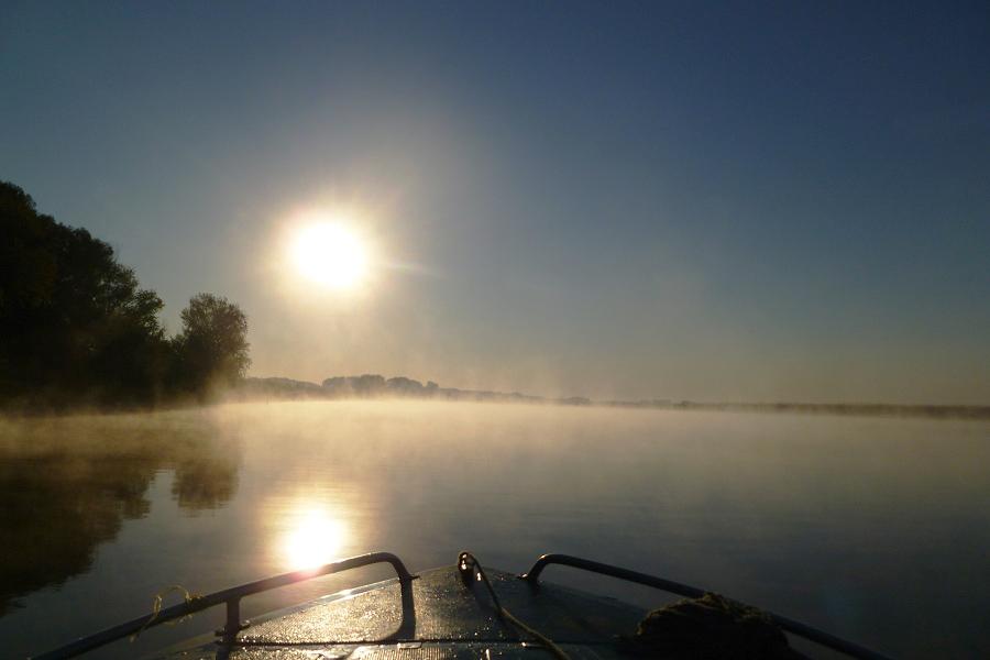 Фото рыбалки в Астрахани