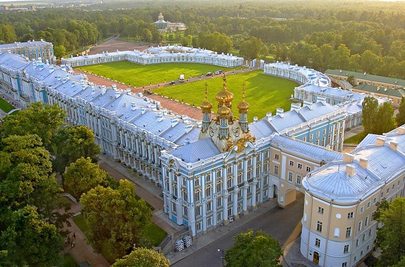 Что посмотреть в Пушкине