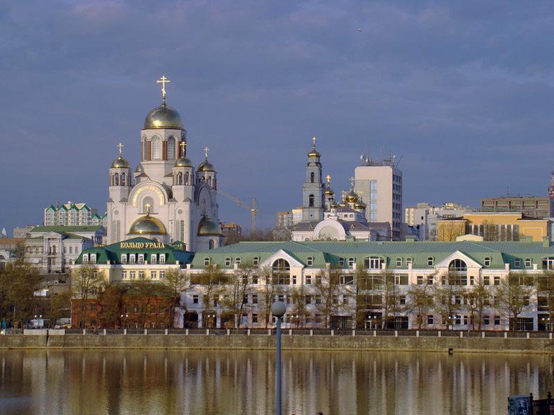 Фото достопримечательностей Екатеринбурга
