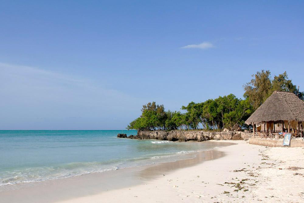 Мой отдых на острове Занзибар