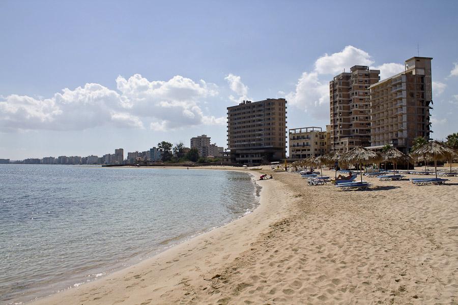 Город Фамауста, Северный Кипр
