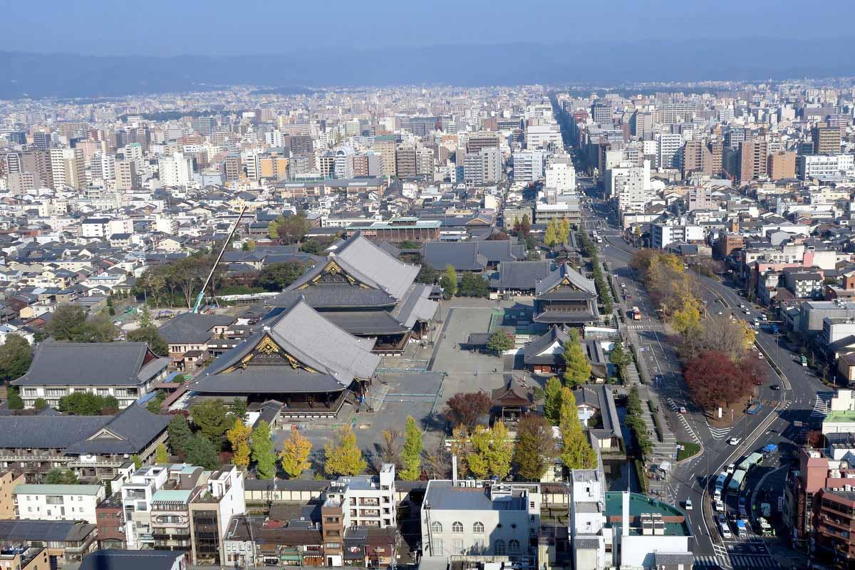 Бывшая столица Японии, Киото