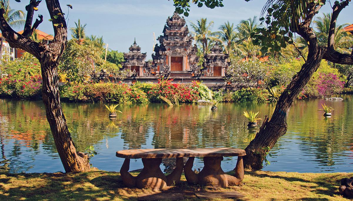 Остров Богов. Путешествие на Бали