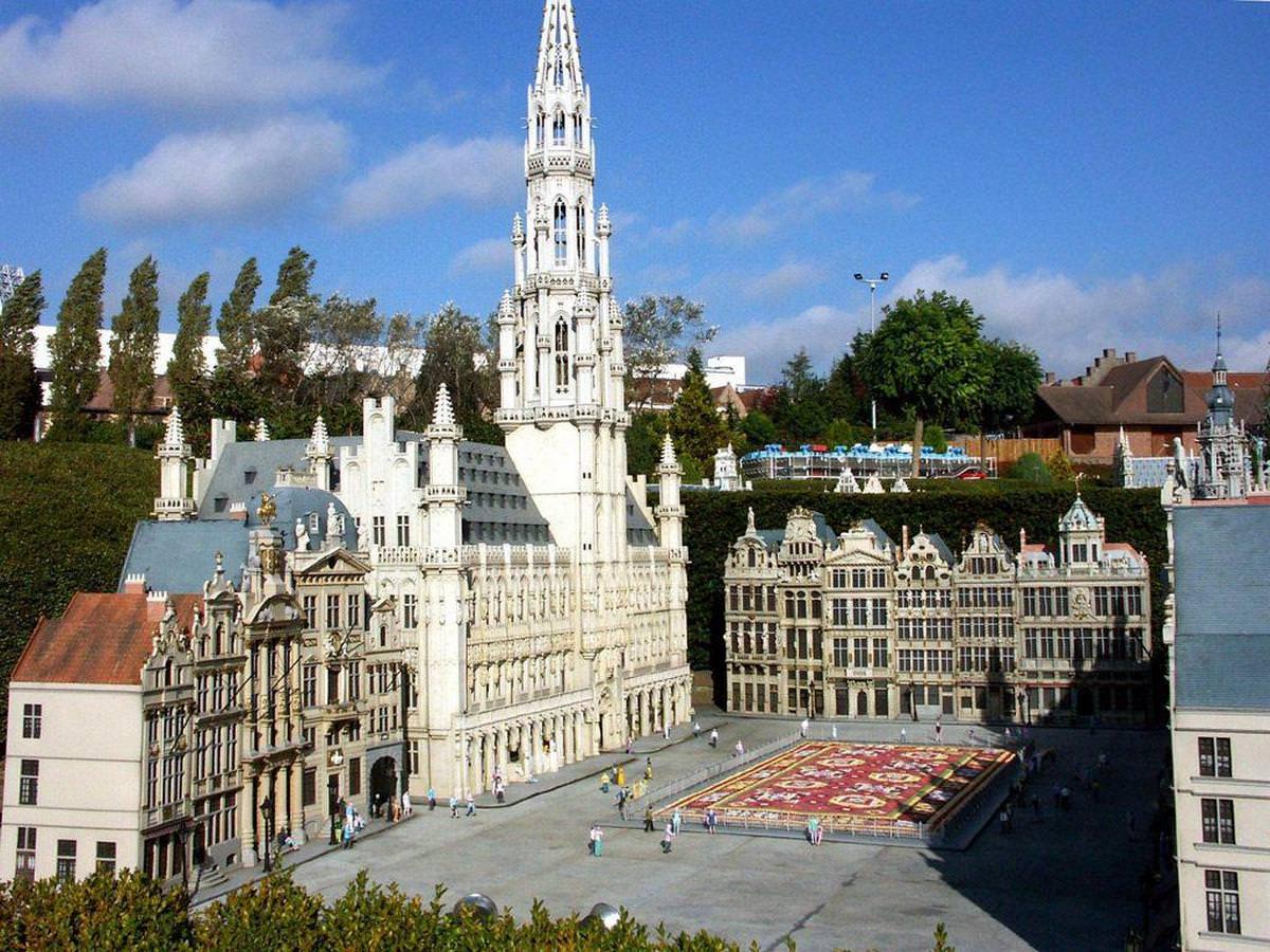 Брюссель – город противоречий