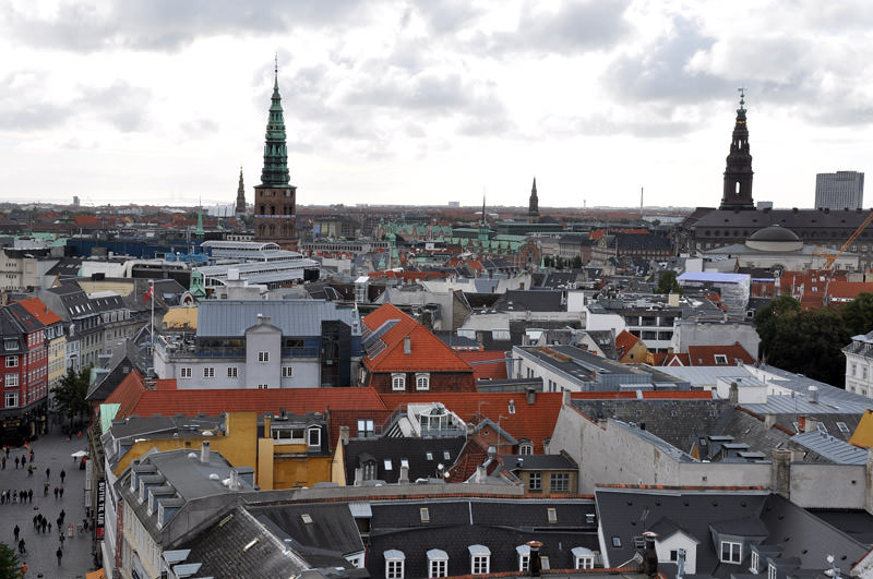 Сказочный Копенгаген