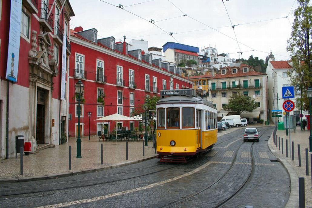 Путешествие в старую Европу. Лиссабон
