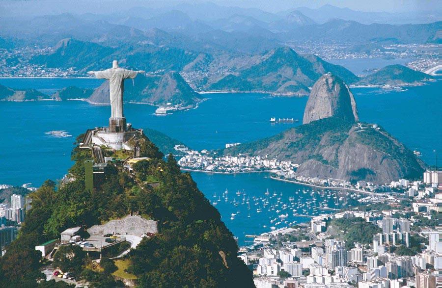 На родину «Рабыни Изауры»! Рио-де-Жанейро