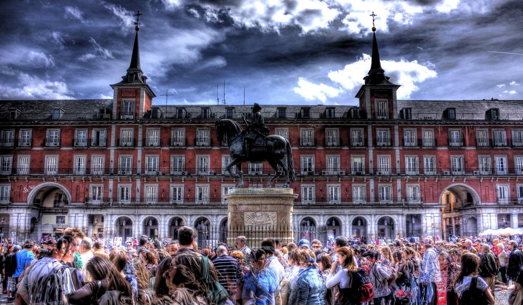 Солнечная столица Испании – Мадрид