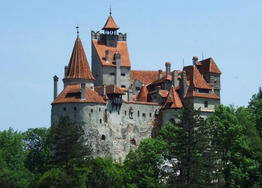 По следам Влада Цепеша – Трансильвания