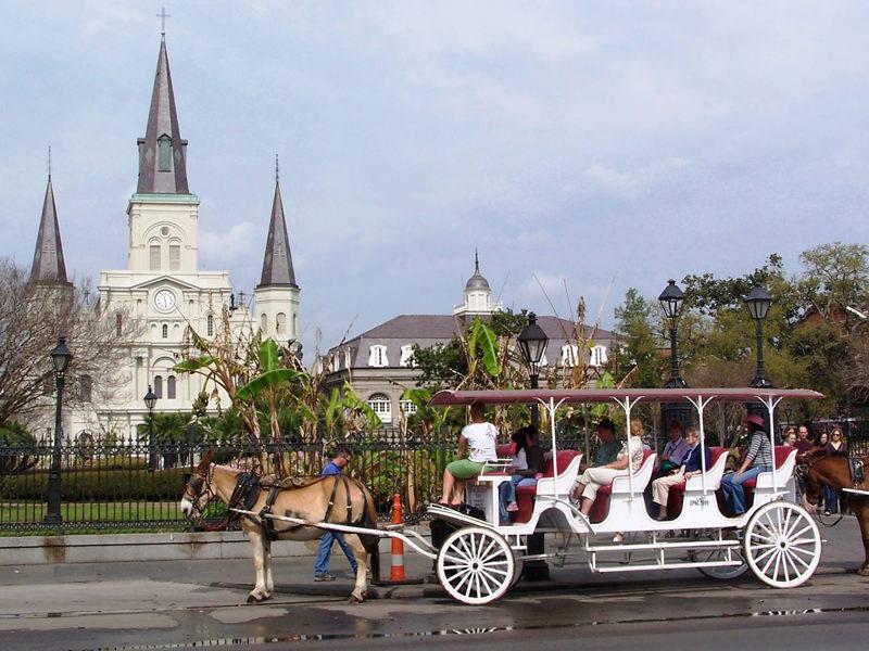 Родина Джаза – Новый Орлеан
