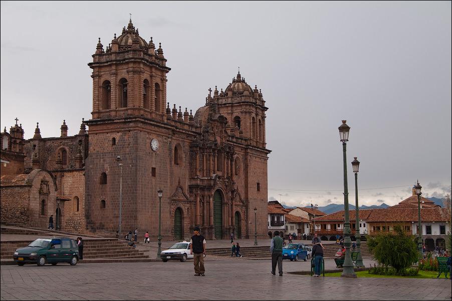 Куско – колыбель цивилизации древних инков