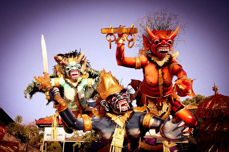 Самый незабываемый месяц Бали – фестиваль искусств