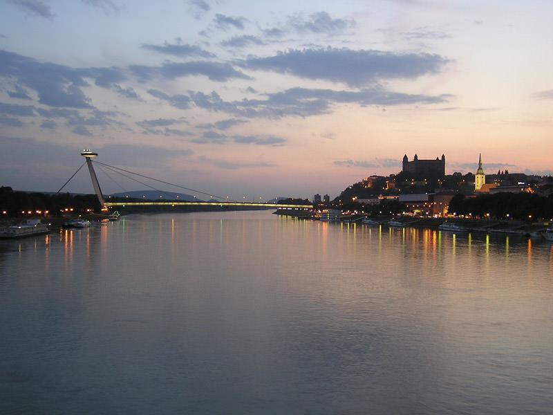 Сдержанная красота Братиславы