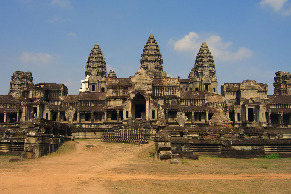 Пномпень – «город одного доллара»