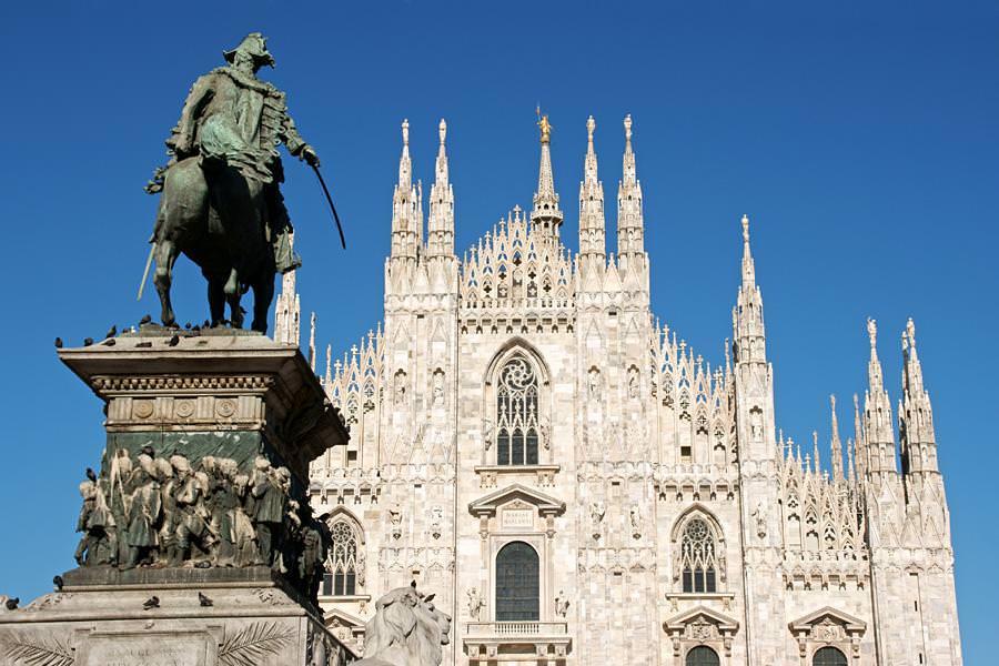 Неторопливый Милан