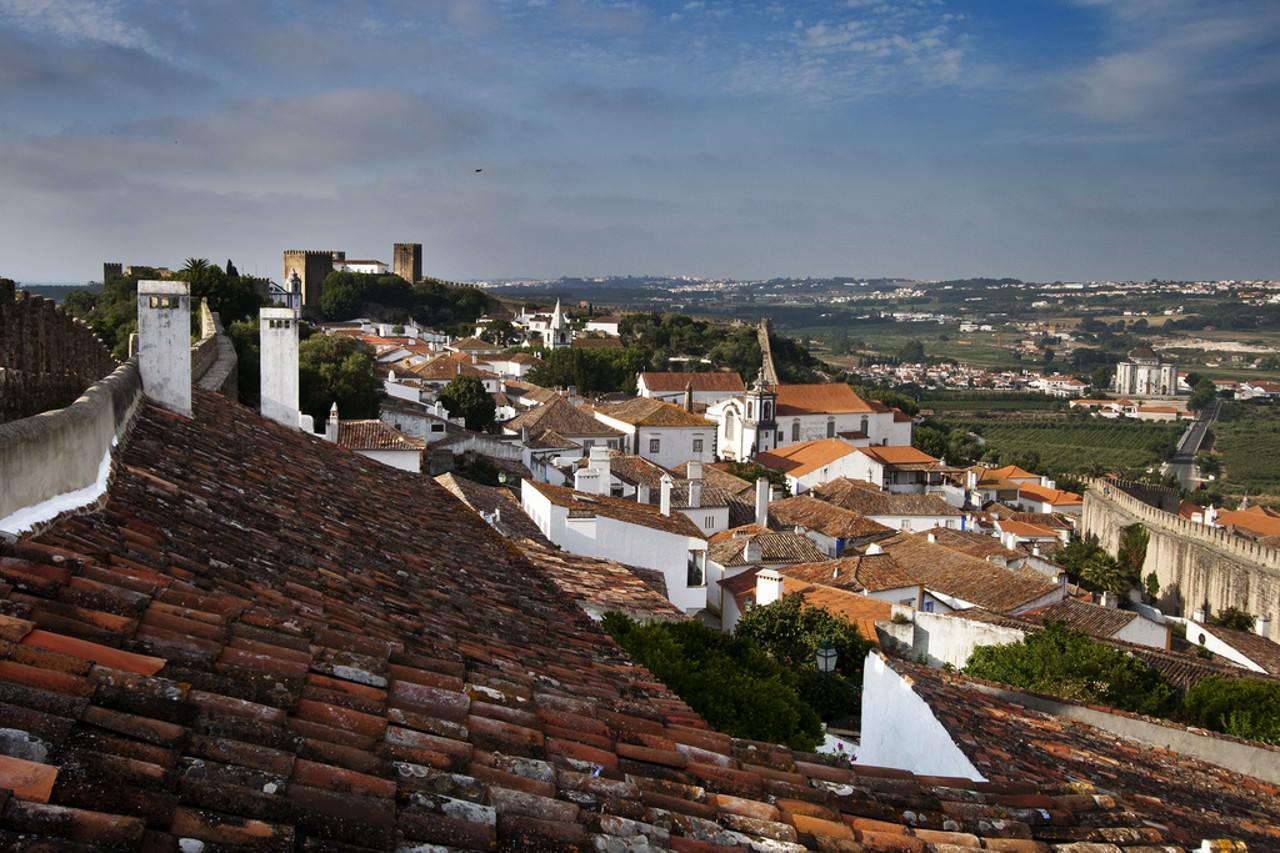 Экскурсия по г. Обидуш (Португалия, Лейрия) - Город-музей в самом центре Португалии.