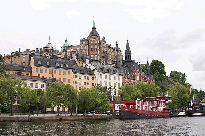 Нетривиальный Стокгольм