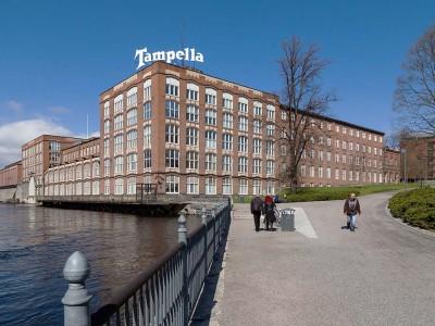 Уикенд в Тампере, Финляндия