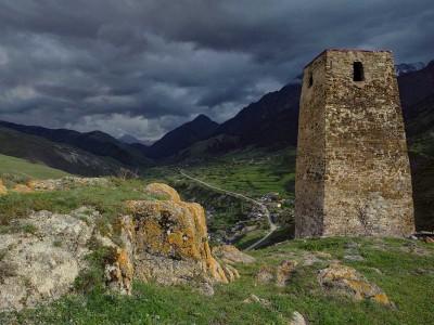 Отдых в Северной Осетии
