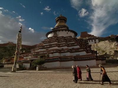 Жизнь в Тибете-интересные места