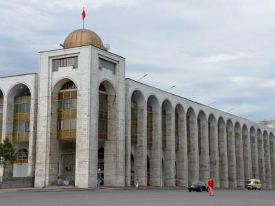 Уикенд в Бишкеке