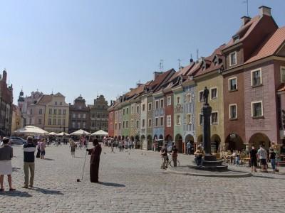 Познань, первая столица Польши