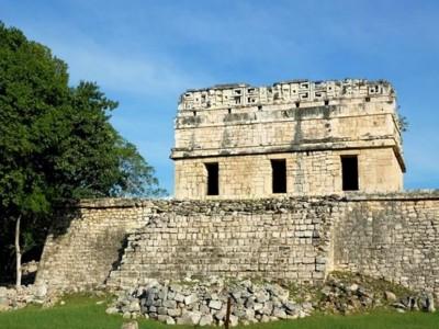 Чичен-Ица. Центр цивилизации Майя.